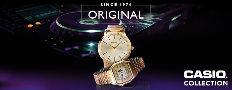 Casio Collectie horloges