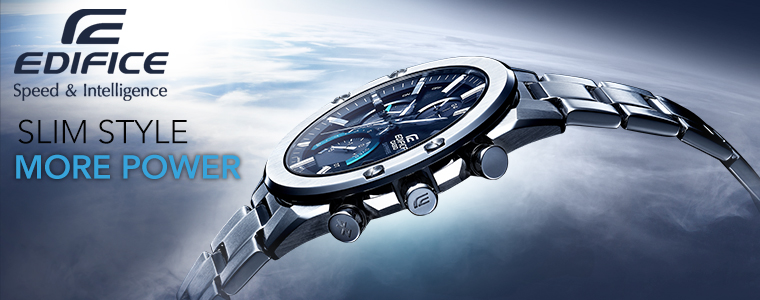 Casio Edifice horloges