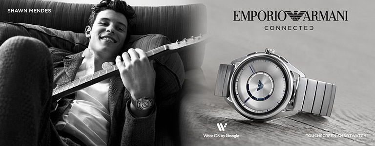 Emporio Armani Connected Smartwatch horloges