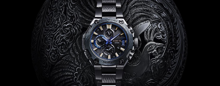 G Shock Mr G horloges