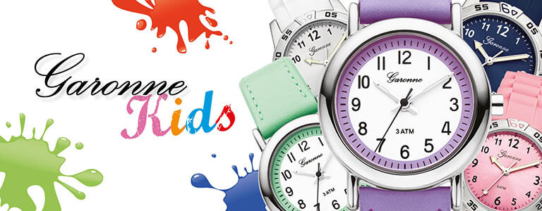 Garonne Kids horloges