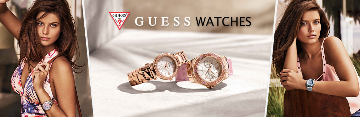 Guess Dames horloges