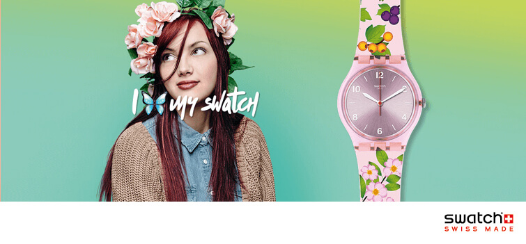 Swatch Countryside horloges