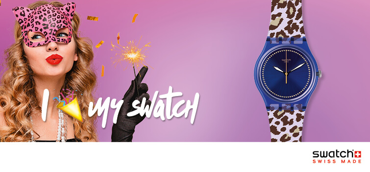 Swatch A Gala Night horloges