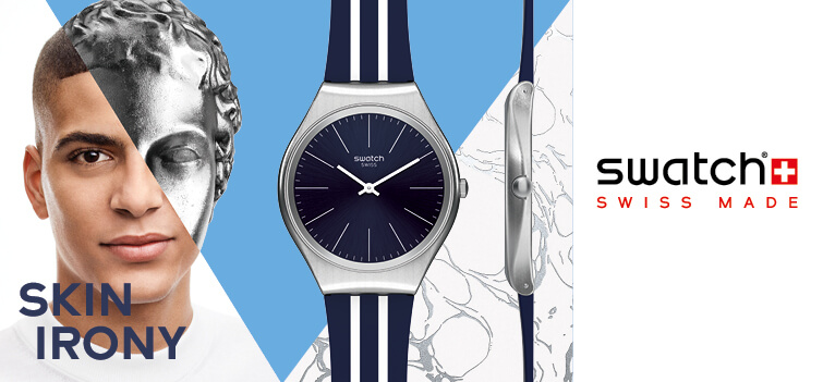 Swatch Skin Irony horloges