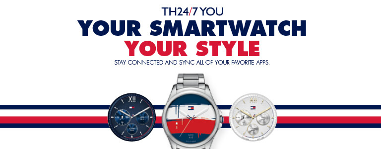 Tommy Hilfiger Smartwatch horloges