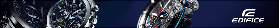 Casio Edifice horloges -