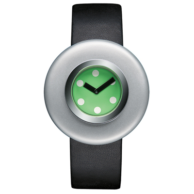 Alessi Ciclo by Ettore Sottsass horloge