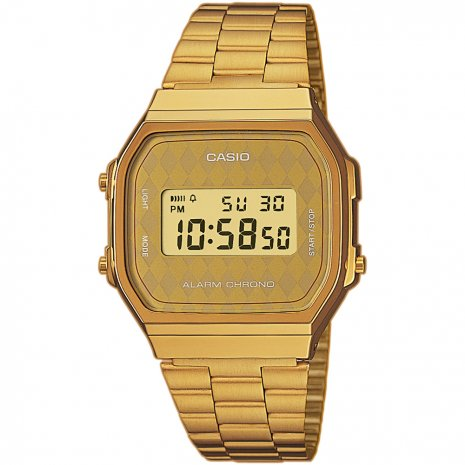 Casio Retro Mirror horloge