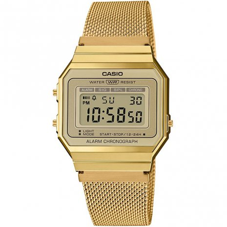 Casio New Slim Vintage horloge