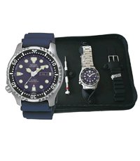 NY0040-17LEM Promaster Sea Gift Set 40mm