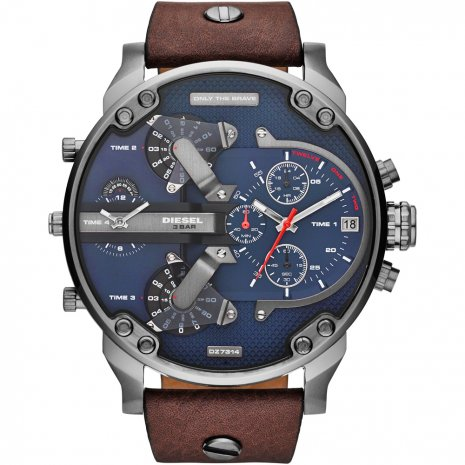 Diesel Mr. Daddy 2.0 horloge
