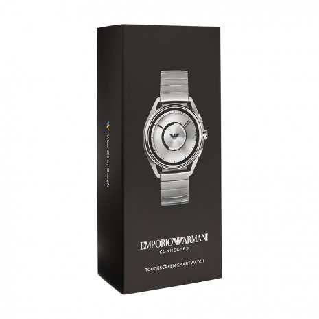 Touchscreen Smartwatch Matteo - Gen4 Herfst / Winter Collectie Emporio Armani