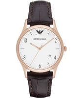 AR1915 Beta Large 41mm Roségoud herenhorloge met datum