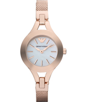 AR7329 Chiara 26mm Modieus Roségoud Dameshorloge