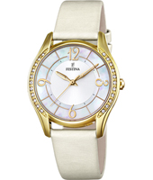 F16945/A Mademoiselle 36mm Trendy quartz dameshorloge