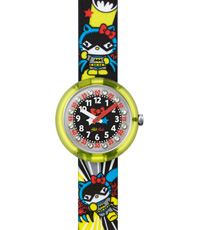 FLNP016 Hello Kitty Batgirl