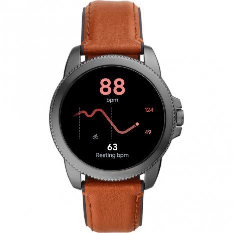 Gen 5E gents touchscreen smartwatch Lente / Zomer collectie Fossil