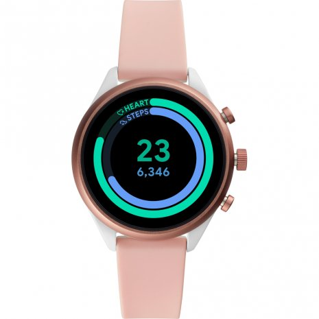 Touchscreen smartwatch Lente / Zomer collectie Fossil