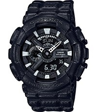 GA-110BT-1AER Black Out Texture 51.2mm