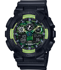 GA-100LY-1AER Classic Lime 51.2mm