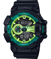 GA-400LY-1AER Classic Lime 51.9mm