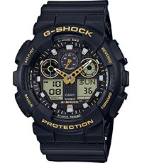 GA-100GBX-1A9ER Garrish Black 51.2mm