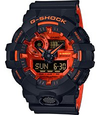 GA-700BR-1A Bright Orange 53.4mm