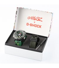 GA-2000GZ-3AER Gorillaz limited edition