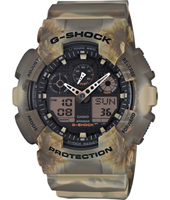 GA-100MM-5AER Marble Camouflage 51.20mm