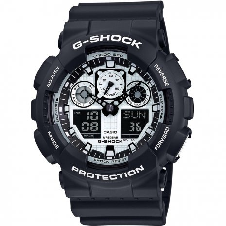 G-Shock Team Zebra horloge