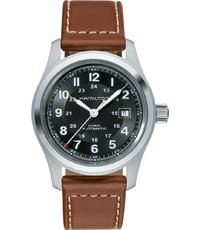 H70555533 Khaki Field 42mm