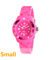 SD.PK.S.P.12 Ice-Solid 38mm Roze horloge maat Small