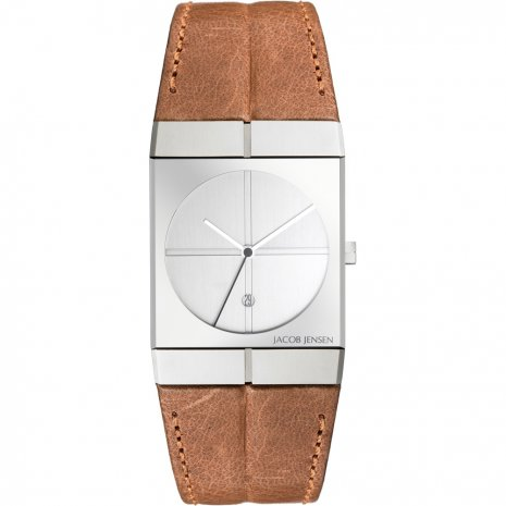 Jacob Jensen 233 Icon horloge