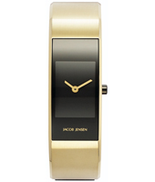 JJ444 444 Eclipse 18mm Goud dames armbandhorloge maat Small