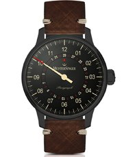 AM1002BL Perigraph - Black Line 43mm