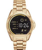 MKT5001 Bradshaw Access 44.50mm Touchscreen gold with steel bracelet
