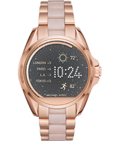MKT5013 Bradshaw Access 44.50mm Rose Gold Smartwatch with Touchscreen