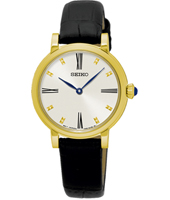 SFQ814P2  28.70mm Goud Dames Quartzhorloge