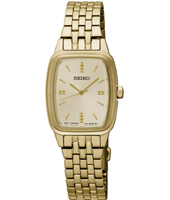SRZ474P1  21mm Goud Dames Quartzhorloge