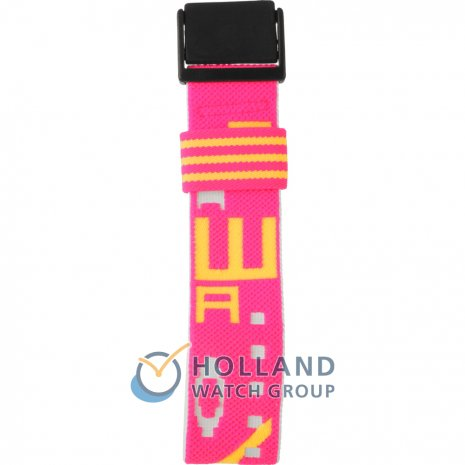 Swatch BK104 Cool Pink band