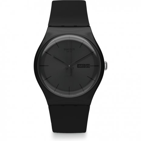 Swatch Black Rebel horloge