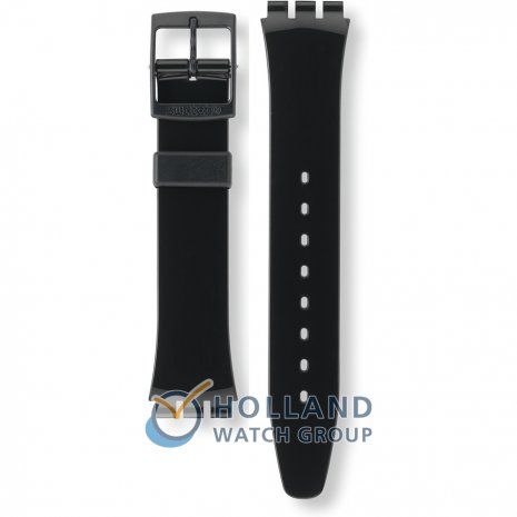 Swatch GB247 Black Suit band