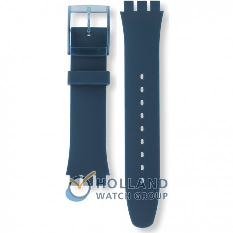 Swatch SUON700 Blue Rebel band