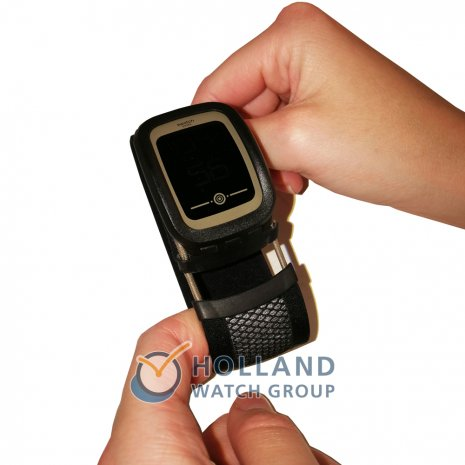 Smartwatch touch zero one Lente / Zomer collectie Swatch