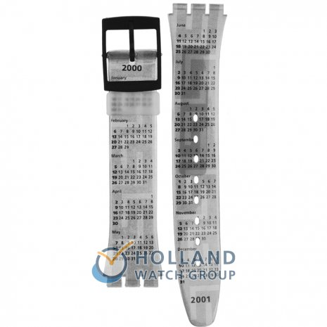 Swatch GB741 It's Here band