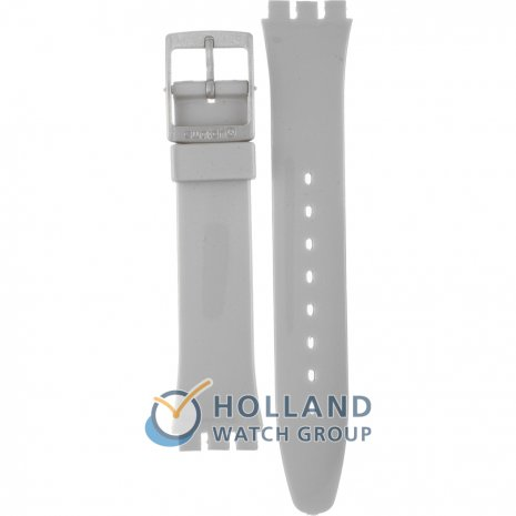 Swatch GM175 Flaky Grey band