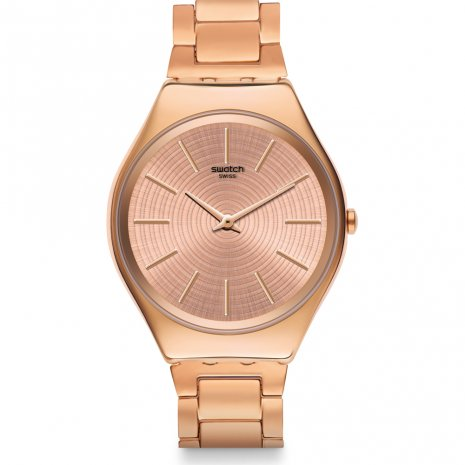 Swatch Gold Tralize horloge