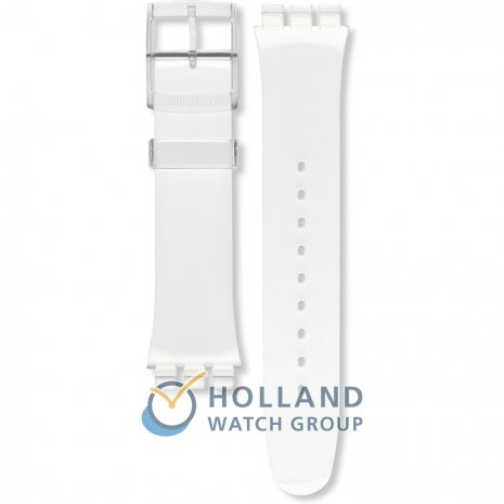 Swatch SUOK105 Look Through band