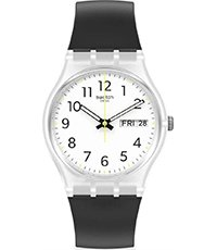 GE726 Rinse Repeat Black 34mm